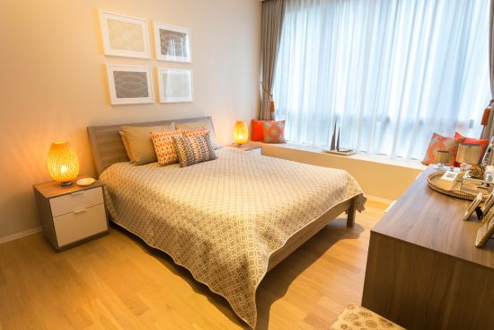 Creative tips and refreshing ideas for designing small bedroom with 2016 trends