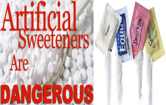 Photo of 5 Most Dangerous Artificial Sweeteners