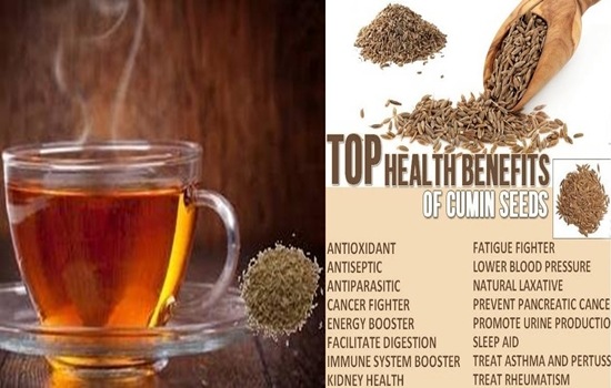 Photo of Why You Should Drink Cumin Tea Everyday