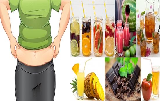 Photo of Drinks for burning belly fat