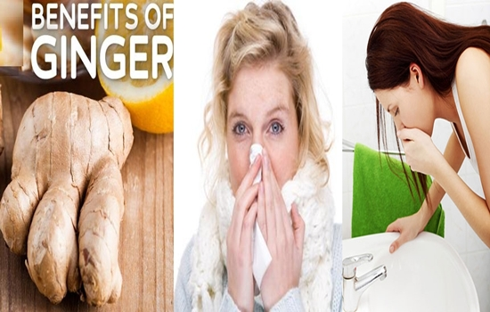 Eat some ginger every day to get these amazing benefits