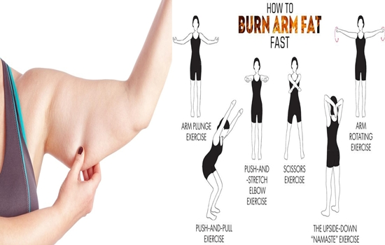 Photo of Exercises That Target Stubborn Arm Fat