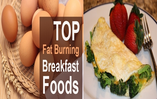 Fat Burning Breakfast 300  calories That Can Ben Done In Less Than 15 minutes
