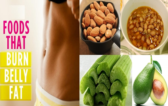 Foods To Burn Belly Fat