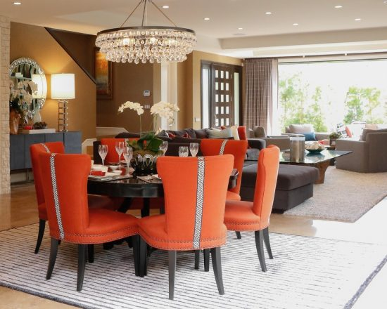 Get inspiration from 2016 décor world for stunning dining rooms