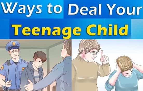 Photo of MORE ABOUT HOW TO DEAL WITH YOUR TEENAGE CHILD, PART II