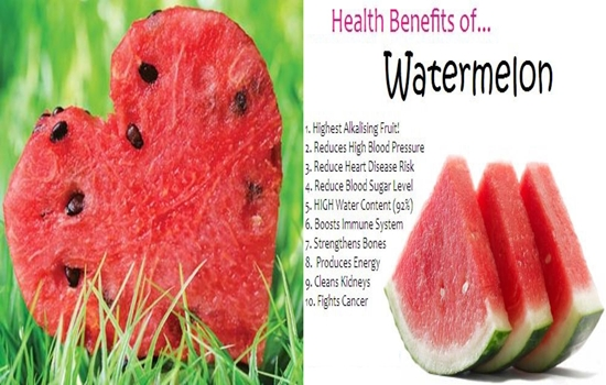Photo of 5 Health Benefits of Watermelon