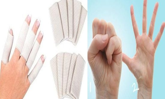 How To Treat Swollen Fingers Problem