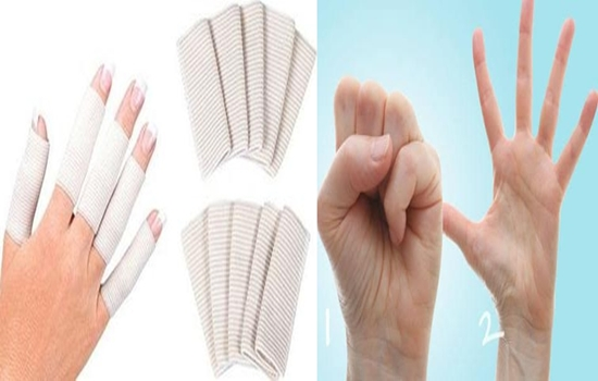 How To Treat Swollen Fingers Problem