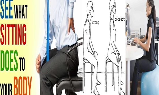 How To Undo The Damage Done By Prolonged Sitting