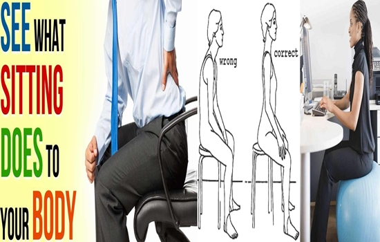 Photo of How To Undo The Damage Done By Prolonged Sitting