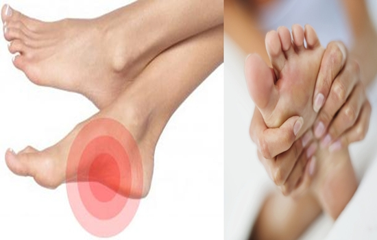 How to Easily Relieve Foot Pain