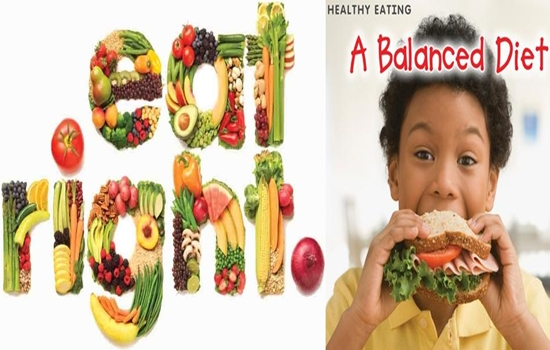 How to Eat a Balanced Diet