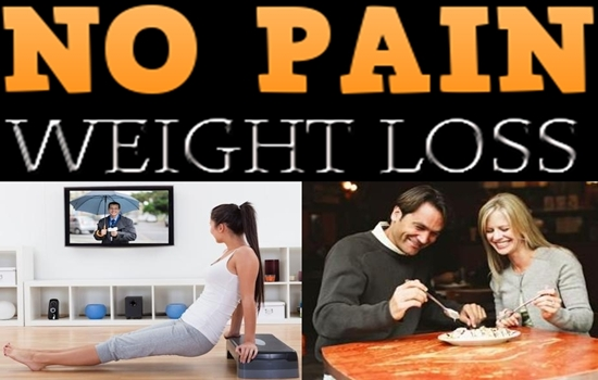Photo of How to Lose Weight with No Pain