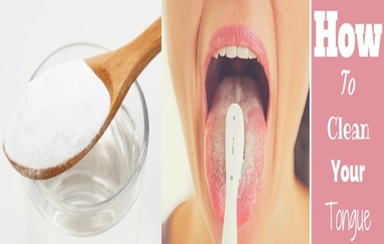 How to Naturally Disinfect Your Tongue