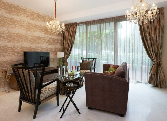 Modern furniture with an interior living room design by 2016 interior approach