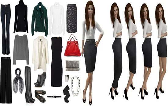 Photo of The 5 Most Necessary Wardrobe Contents for a Working Woman