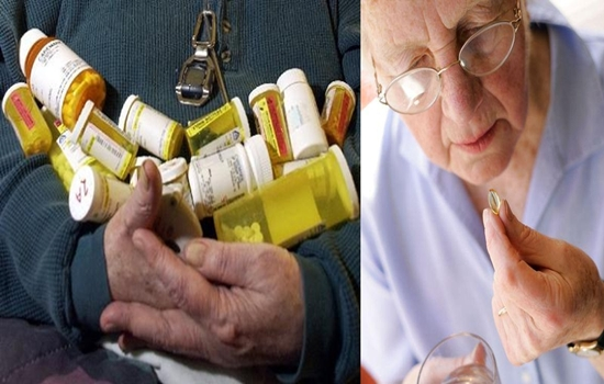Old People Are Not Recommended To Take Vitamin D And Calcium Supplements