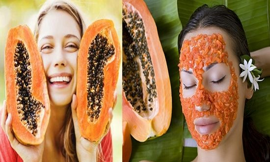 Skin Beauty Benefits For Papaya