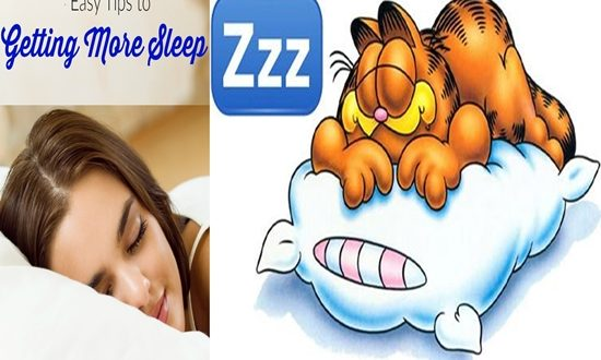Tips for sleeping well at night