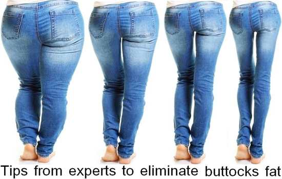 Photo of 4 Tips from experts to eliminate buttocks fat