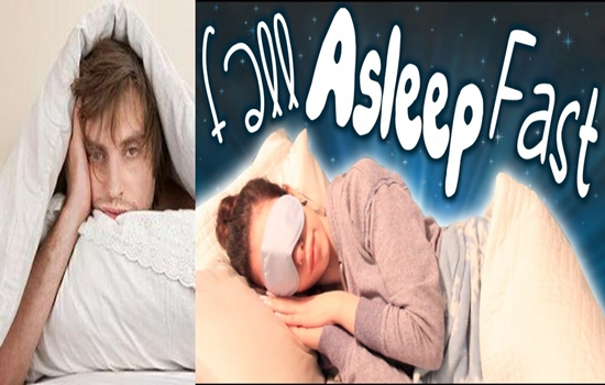 Tips to treat insomnia and help you sleep faster at night