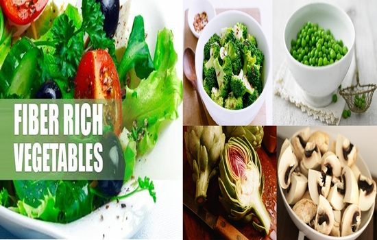 Photo of 8 Super Vegetables Richest in Fiber