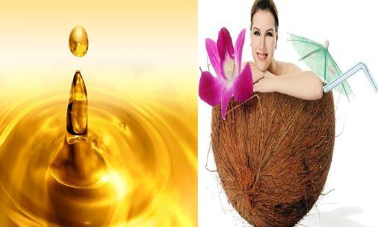 beauty powers of coconut oil