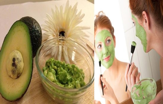 beauty recipes all made from avocados