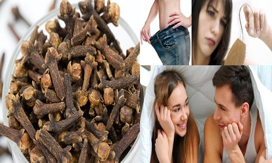clove will help you lose weight and will improve your health