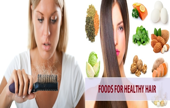 Photo of Types of food that can prevent hair loss