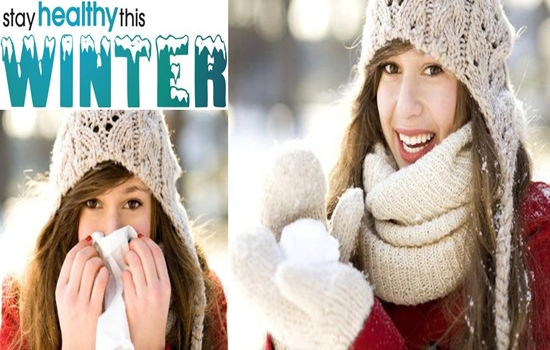 hacks for staying healthy in the winter