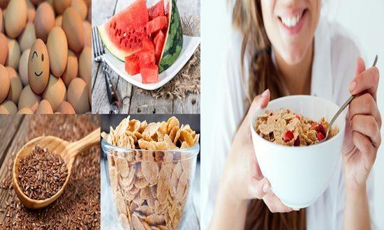 healthy breakfast options with amazing benefits