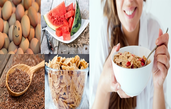 Photo of 4 healthy breakfast options with amazing benefits