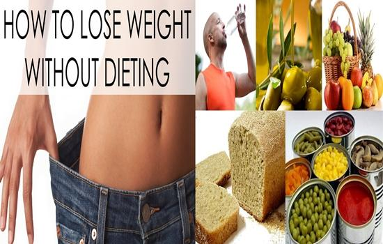 Photo of 9 Ways to lose weight without a diet