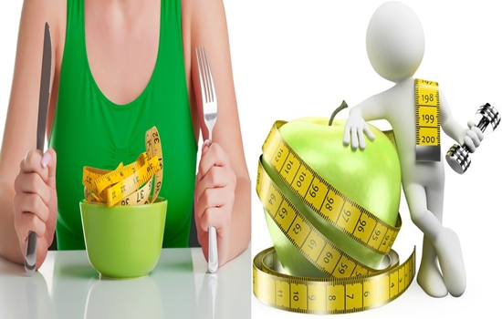 Photo of 8 Strange and incredible tricks for losing weight