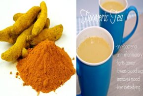 This is why you should have turmeric tea on an empty stomach every day