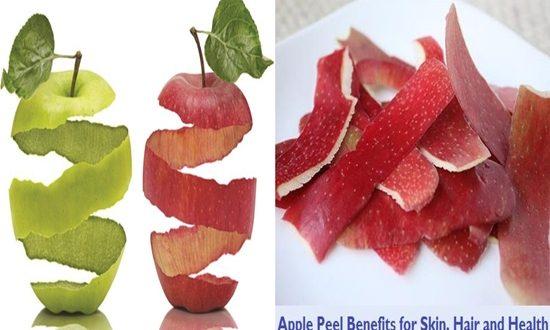 benefits of apple peels