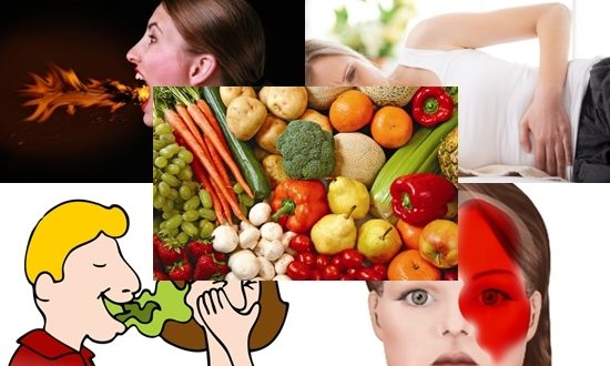 Foods for treating most health problems