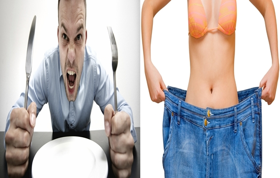 Advices for losing weight without hunger