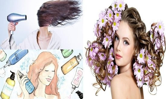 Advices to maintain healthy hair