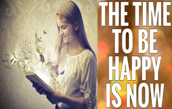 Avoid these five things to be happy