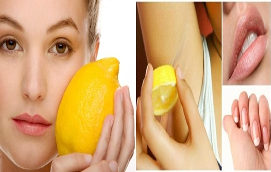 Beauty Enhancing Uses Of Lemon Juice