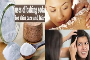 Four Beauty Uses Of Baking Soda You Didn't Know About