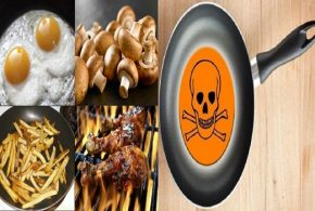 Foods that become harmful when reheated