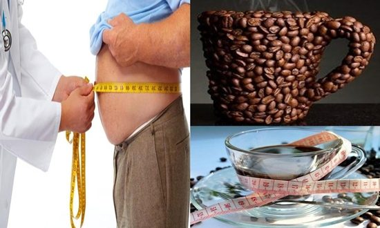Get rid of excess weight with coffee diet