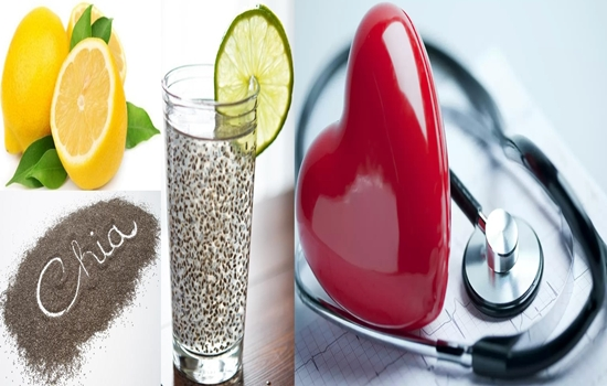 Photo of Lime Juice and Chia Seeds to Reduce High Cholesterol Levels