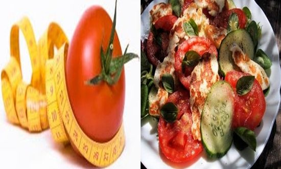 Lose Four Pounds In Three Days With This Tomato Diet