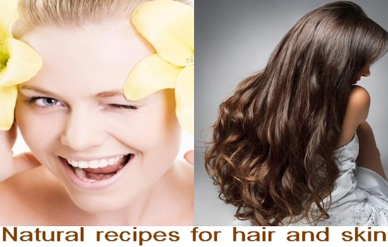 Photo of Natural recipes for your hair and your skin