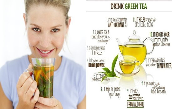 Photo of Reasons to start drinking green tea